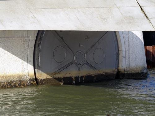 天神川水門