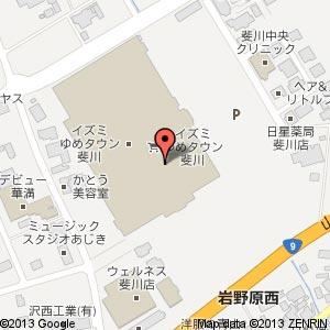 ジュエルカフェ ゆめタウン斐川店の地図