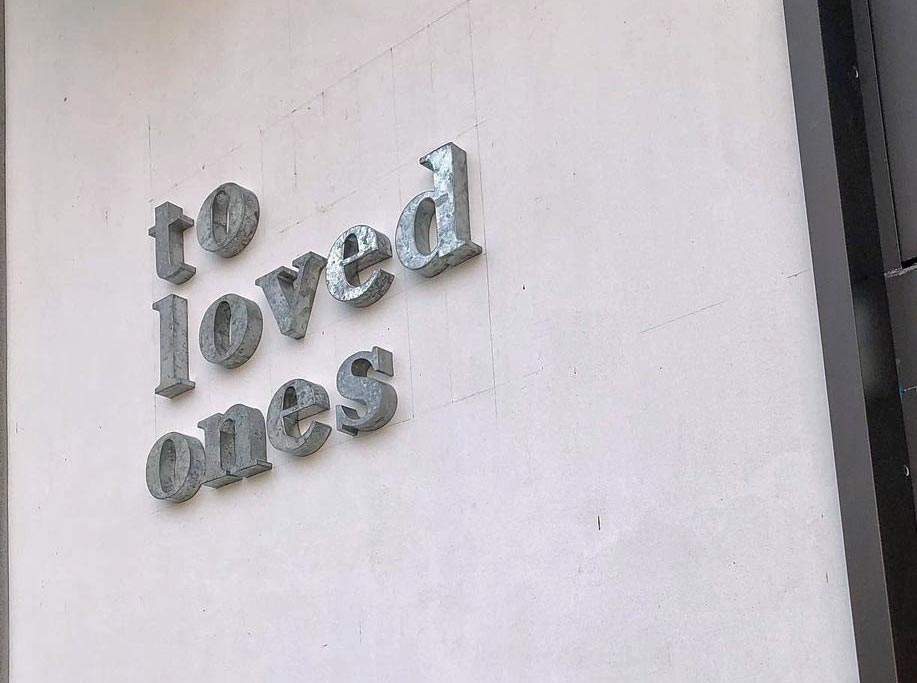 to loved ones