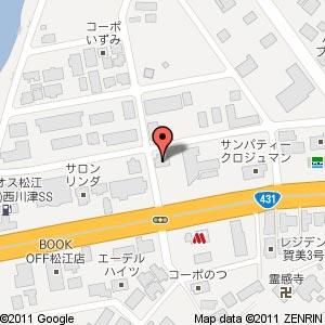 中国料理 登竜門の地図