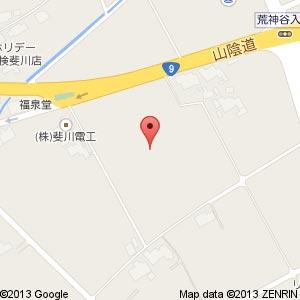 スーパーセンタートライアル 出雲斐川店の地図