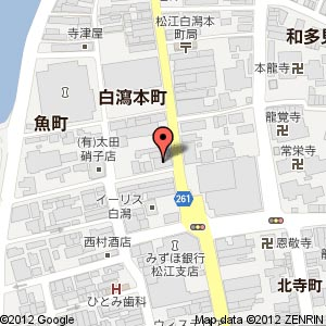 _S(アンダーバーエス)の地図