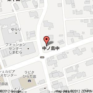 ウェルネス 平田中ノ島店?の地図