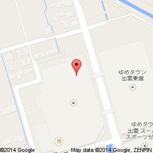 WHAT'S WHAT(ワッツワット) ゆめタウン出雲店の地図