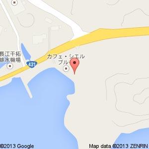 をっちゃんラーメン 湖北店の地図