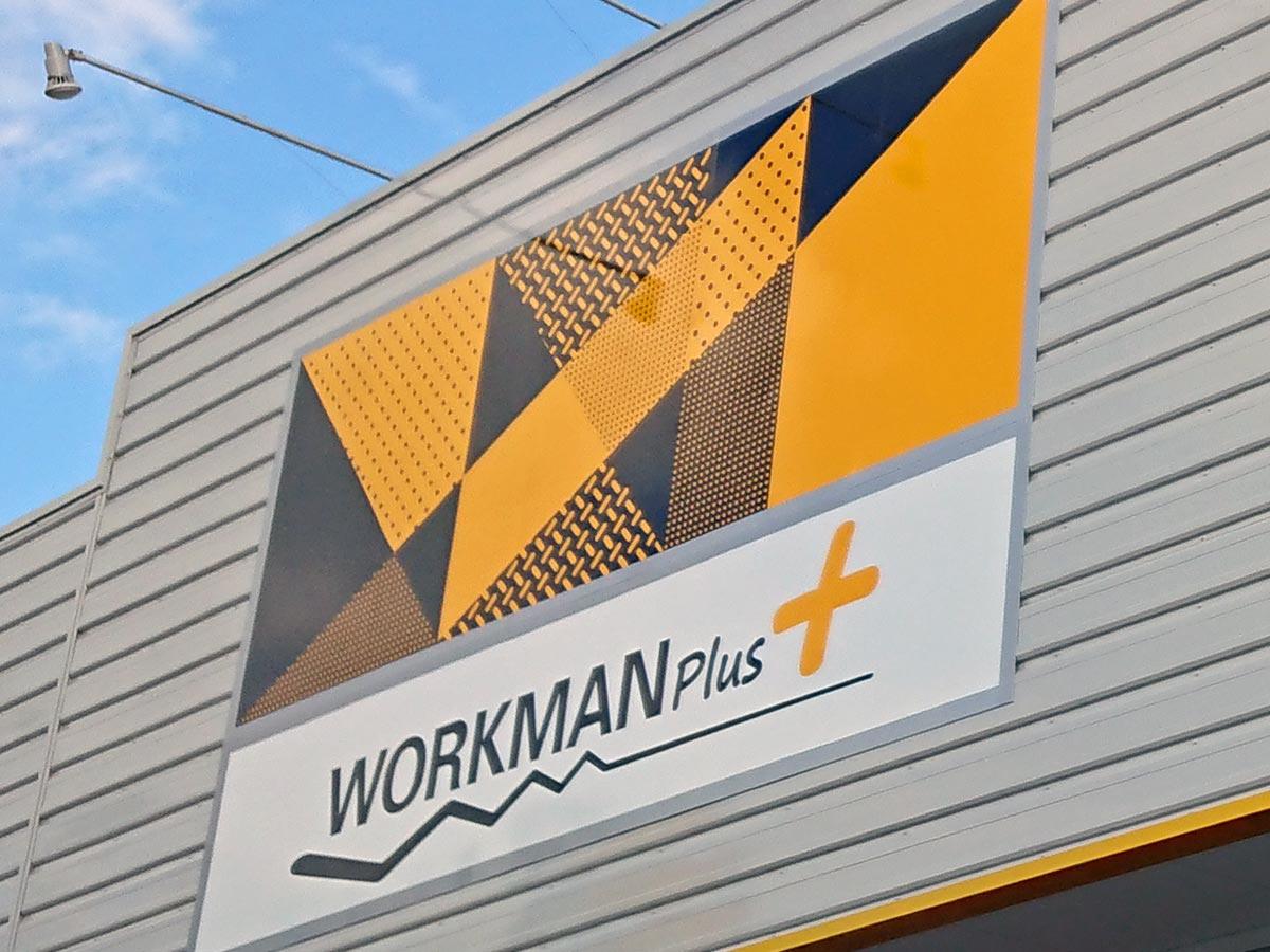 WORKMANPlus(ワークマンプラス)