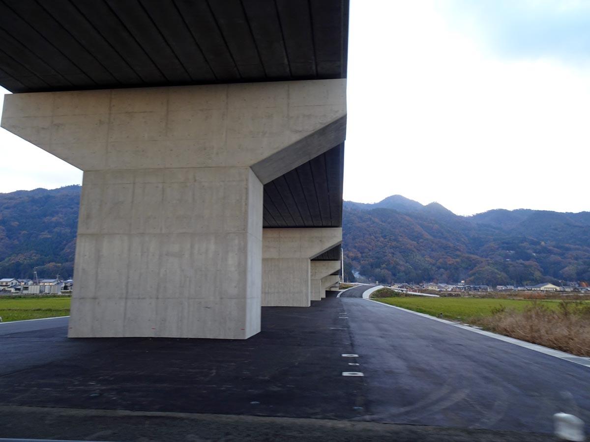 県道矢尾今市線 大塚工区