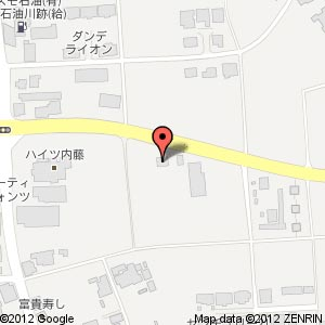 大阪ホルモン・炭火焼肉 艶(えん)の地図