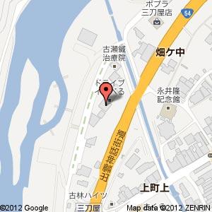 焼肉 慶の地図
