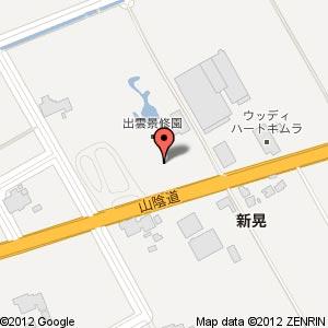 テックランド 斐川店の地図