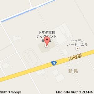 イエローハット 斐川店の地図