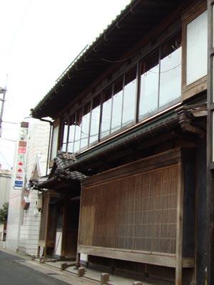 旧米江旅館