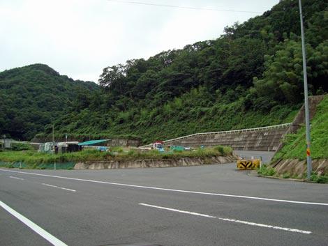 尾道松江線 吉田掛合IC