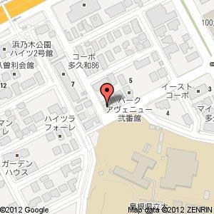 吉田写真堂の地図