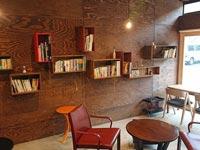 【出雲】日御碕神社そばにて2020年1月4日よりプレオープン中の小さなブックカフェ『Cafe大宮(カフェ大宮)』