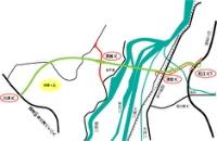 松江だんだん道路 インターチェンジの名称