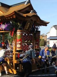 2008 松江祭 どう行列