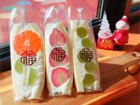 【出雲】雲南で大人気「福のフルーツサンド」の専門店が出雲市内に本日(2020/12/23)オープン予定『fufufu IZUMO』