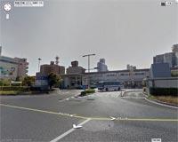 ついにストリートビュー対象エリアに!松江や出雲や益田など