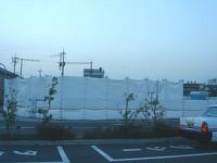 ビジネスホテル北松江跡地その2