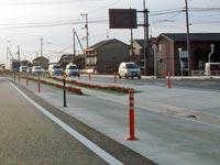 【出雲】出雲バイパスの一部区間約1.3kmが4車線化へ!『一般国道9号 中野町・姫原地区事故対策事業』