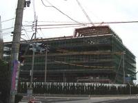 出雲市新庁舎