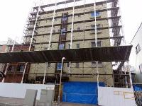 景山旅館 解体工事