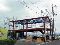 ワンズ・ハート隣に建設中の建物