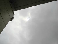 皆既日食 at 島根