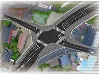 【松江】国道432号大庭バイパス 大庭ショッピングタウン南側交差点が2020年10月31日開通