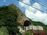 山陰道 大津トンネル