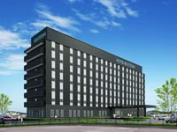 【米子】『ホテルルートイン米子』ルートインホテルズが鳥取県内初出店2021年7月15日オープン予定