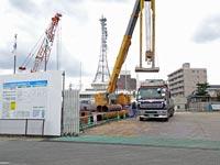 続・松江市立病院跡地