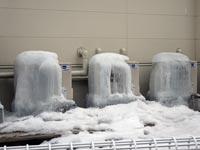 斐川で氷点下12.5度 各地で観測史上最低気温(2018年2月9日)