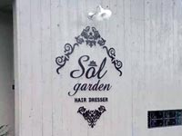 hair dresser Sol garden(ソールガーデン)