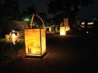 2010松江水燈路と第12回鼕まつり