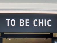 TO BE CHIC(トゥービーシック) 松江一畑店