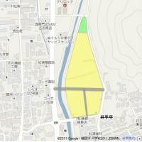 松江市山代土地区画整理事業