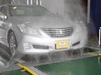 洗車機ESIS(イーシス)下部洗浄