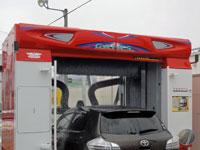 雲南SSのドライブスルー洗車
