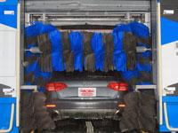 洗車機 隼(はやぶさ)新素材スポンジブラシ サイフレックスブラシII