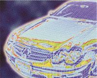 洗車機ミディ 3D SCAN SYSTEM