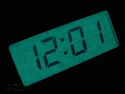 ±0(プラスマイナスゼロ) 2.5R LCDアラームクロック