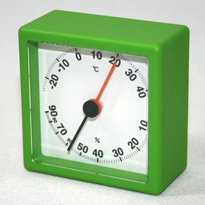 ±0(プラスマイナスゼロ) 2.5R 温湿度計