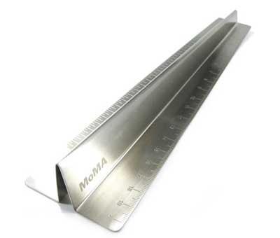 MoMA Airplane Rule/Paperweight(エアプレーン ルーラー/ペーパーウエイト)