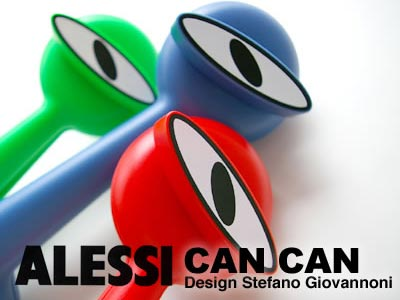 ALESSI(アレッシィ)の缶切り CAN CAN