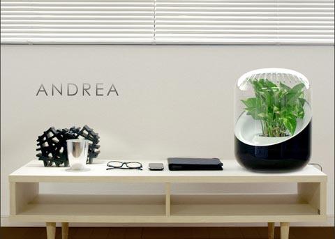 Andrea(アンドレア)空気清浄機