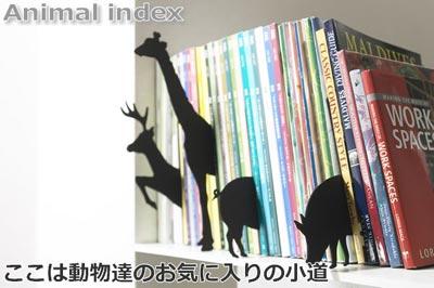 アッシュコンセプト Animal Index(アニマル インデックス)
