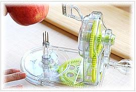 APPLE PEELER(アップルピーラー)皮むき器
