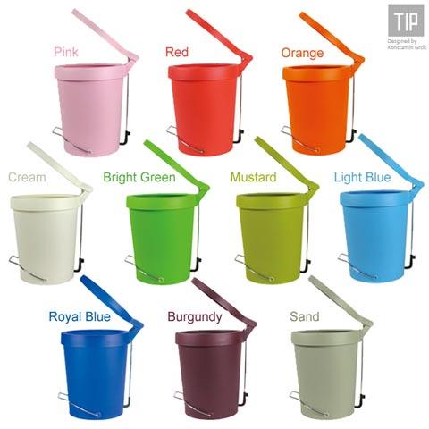 AUTHENTICS(オーセンティクス) TIP(ティップ) ゴミ箱